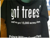 Prince William Forest Park Features 15,000 Acres of Trees